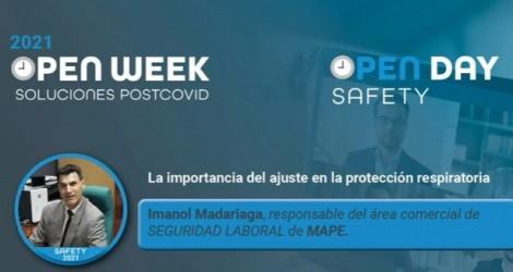 """LA SEGURIDAD LABORAL Y LA SALUD EN TIEMPOS DEL COVID, PROTAGONISTAS DEL """"OPEN SAFETY DAY"""""""